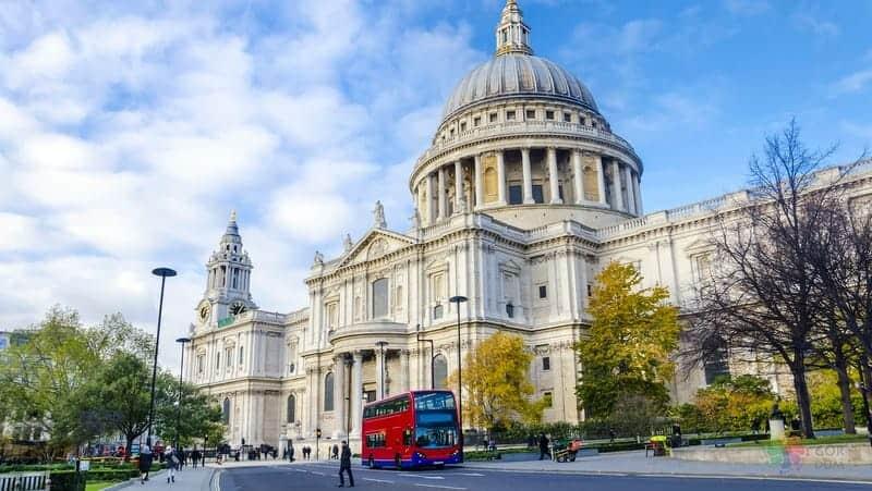 Londra Otel Fiyatları City of london