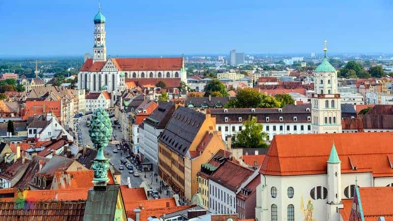 Augsburg almanya