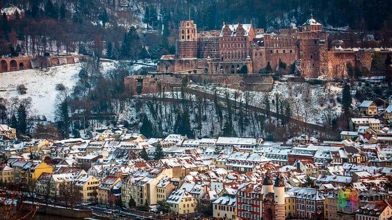 Heidelberg gezi rehberi seyahati