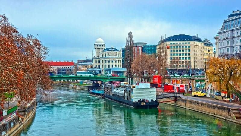 Viyana'da konaklama Leopoldstadt