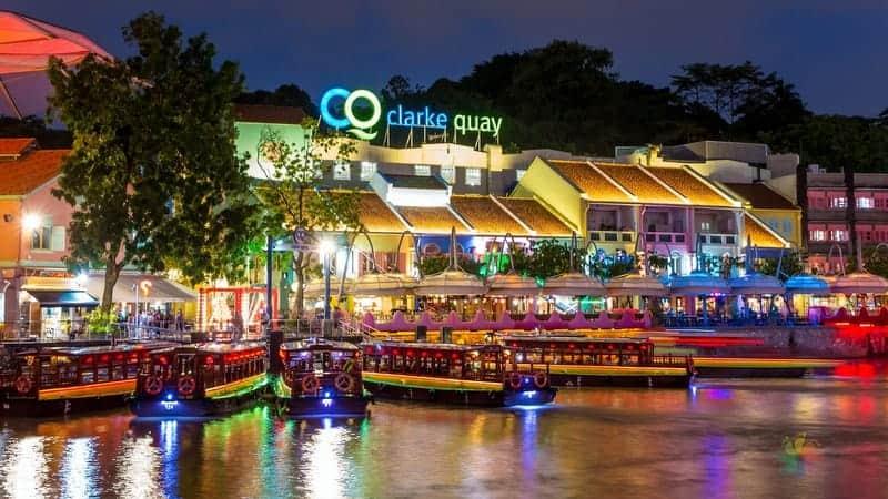 singapur konaklama clarke quay otelleri