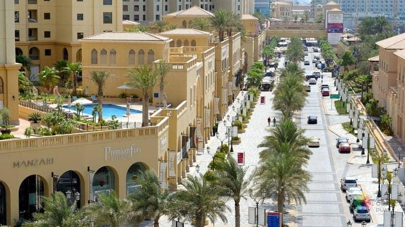 Dubai'de nerede kalmalı şehir içi ulaşım