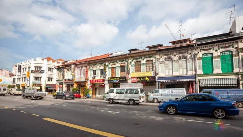 singapur geylang otelleri