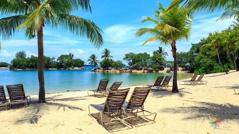 sentosa adası otelleri singapur konaklama