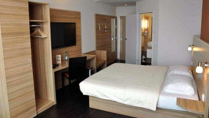 viyana'da nerede kalınır oteller