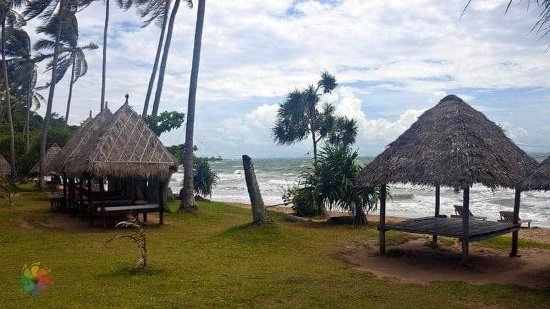 Kamboçya'da gezilecek yerler Koh Tonsay Adası