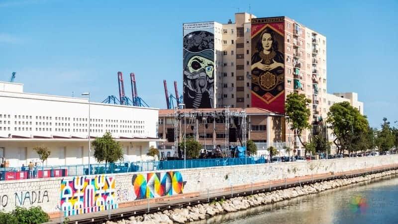 Malaga'da nerede kalınır soho otelleri