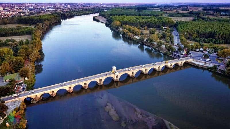 İstanbul'a yakın gezilecek yerler Meriç nehri