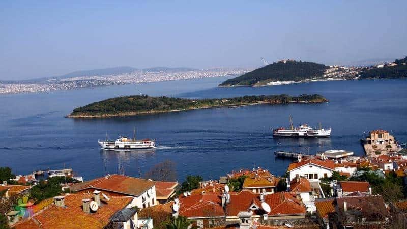 istanbul çevresinde gezilecek yerler prens adaları