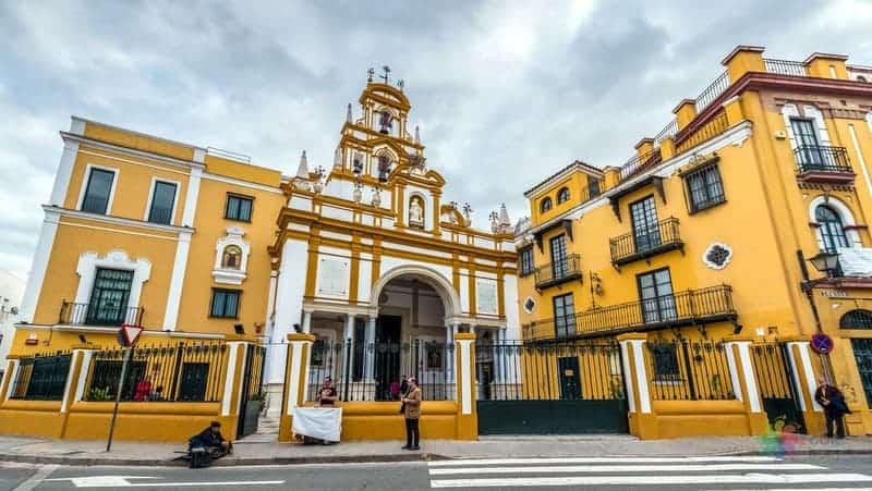 Sevilla Macarena otelleri