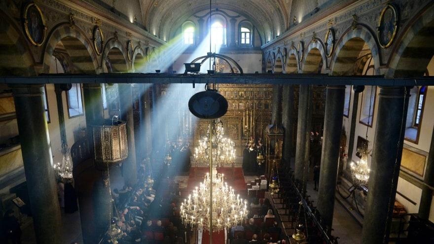 Balat turu Fener Rum Ortodoks Patrikhanesi