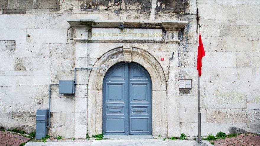 Surp Hresdagabet Kilisesi Balat'ta görülecek yerler