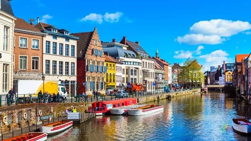 Gent konaklama, Gent otel tavsiyesi