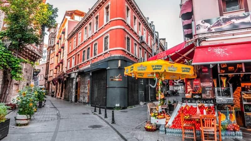 İstanbul'da nerede kalınır Karaköy otelleri