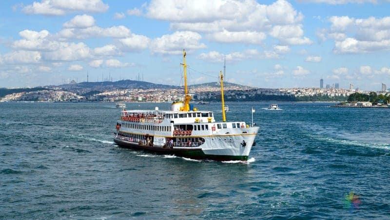 İstanbul'da nerede kalınır şehir içi ulaşım