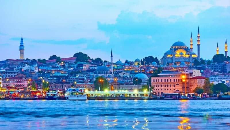 İstanbul'da nerede kalınır Gezip Gördüm