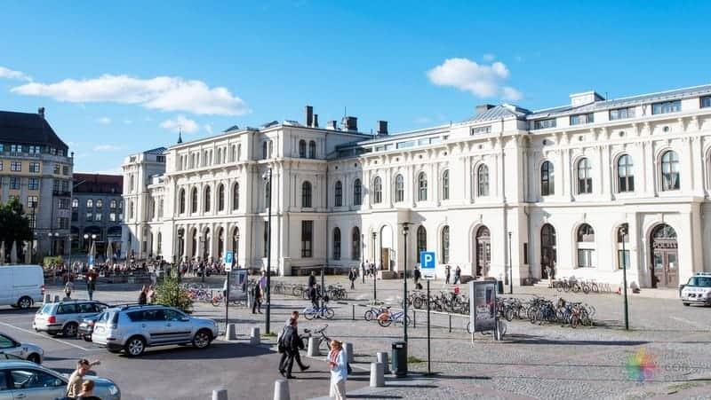 Oslo konaklama Gamle Oslo otelleri