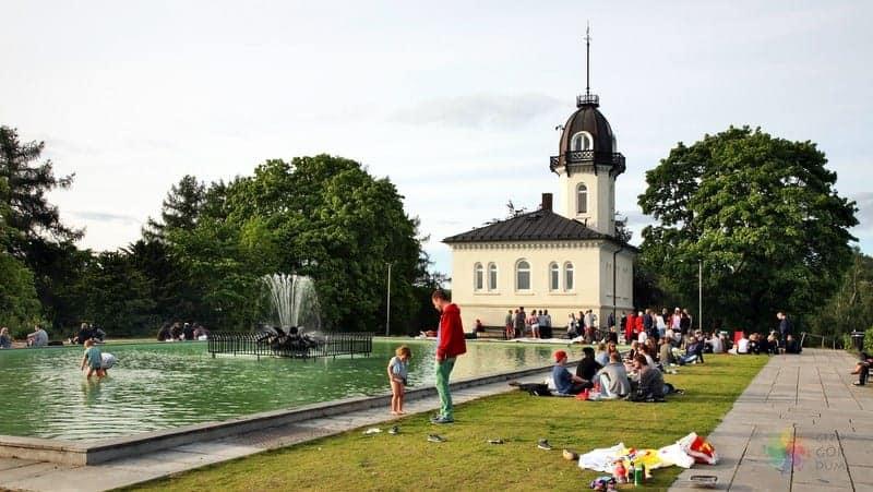 Oslo'da nerede kalınır St Hanshaugen otelleri
