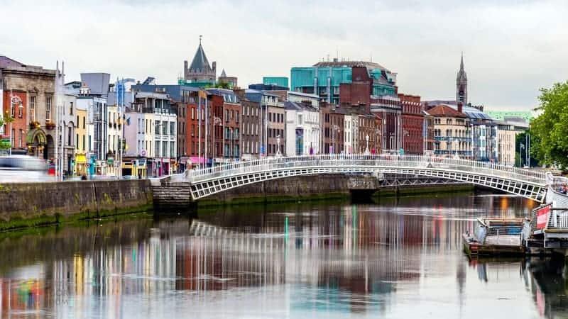 Dublin'de nerede kalmalı, Dublin'de konaklama yapılacak yerler
