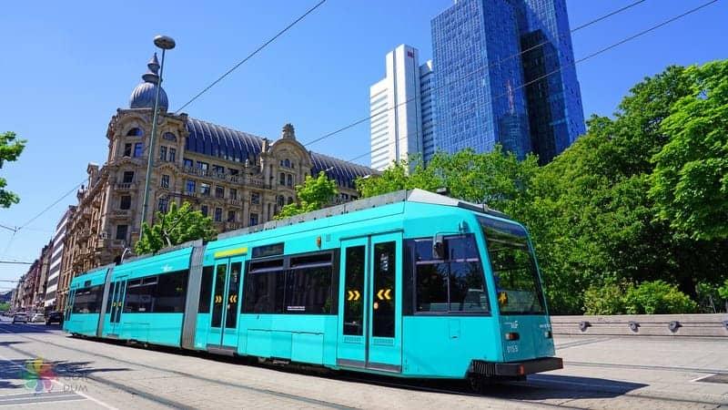 Frankfurt'ta nerede kalınır ulaşım tavsiyeleri