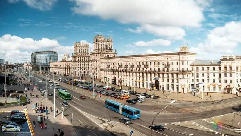 Minsk'te nerede kalmalı şehir içi ulaşım