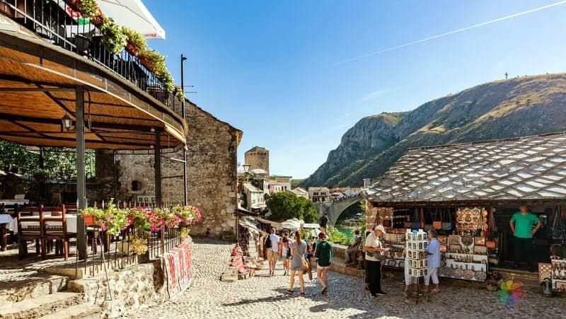 Mostar'da nerede kalınır şehir içi ulaşım