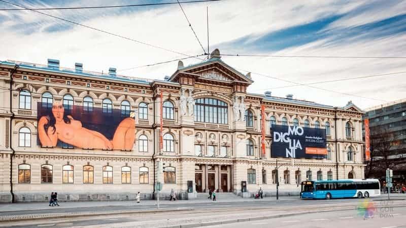 Ateneum Art Museum Helsinki'de gezilecek yerler