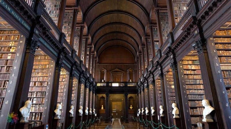 Book of Kells Dublin turu