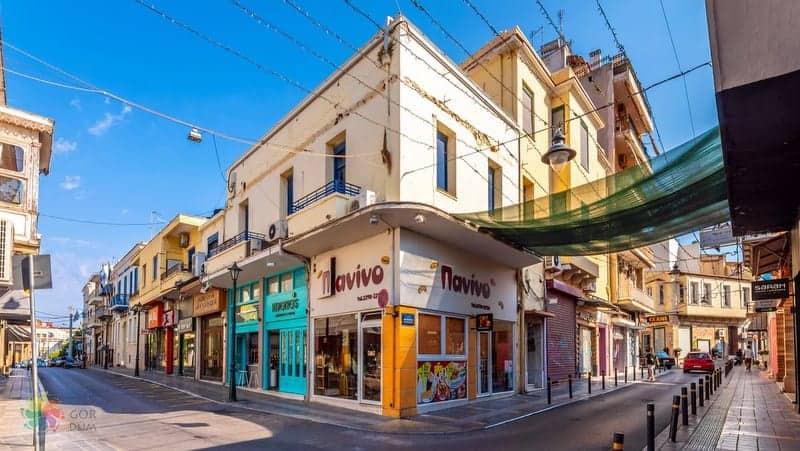 Chios otelleri Sakız Adası'nda nerede kalınır