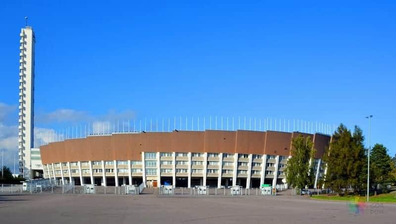 Helsinki gezilecek yerler Helsinki Olympic Stadium