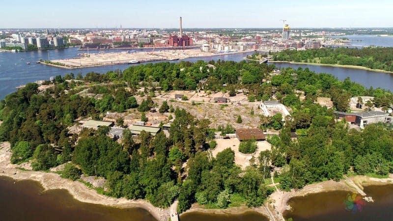 Helsinki Zoo Helsinki'de gezilecek yerler