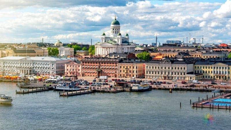 Helsinki gezilecek yerler listesi, blog rehber