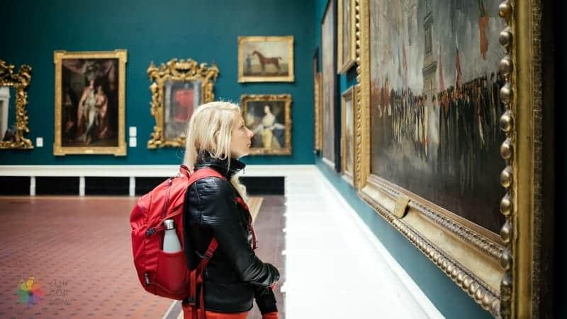 National Gallery of Ireland Dublin'de gezilmesi gereken yerler