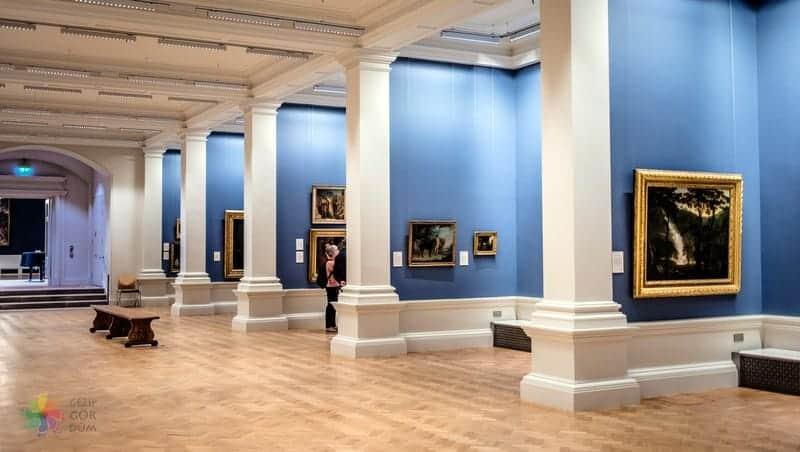 National Museum of Ireland Dublin gezilecek yerler