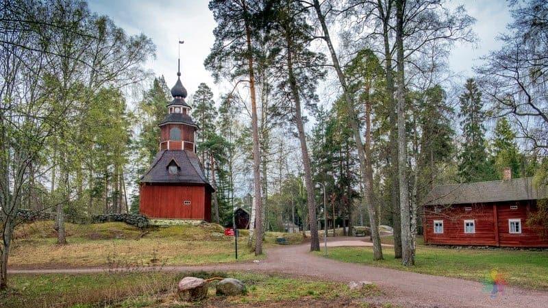 Seurasaari Open Air Museum Helsinki gezilecek yerler