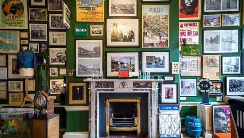 Dublin'de görülecek yerler The Little Museum of Dublin