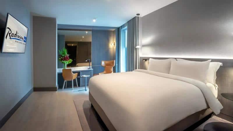 Dublin'de konaklama yapılacak yerler ve oteller
