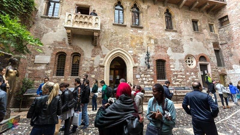 Via Cappello Verona'da gezilecek yerler
