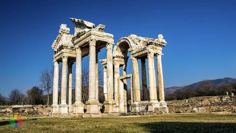 Unesco Dünya Mirası Listesi Türkiye Afrodisias