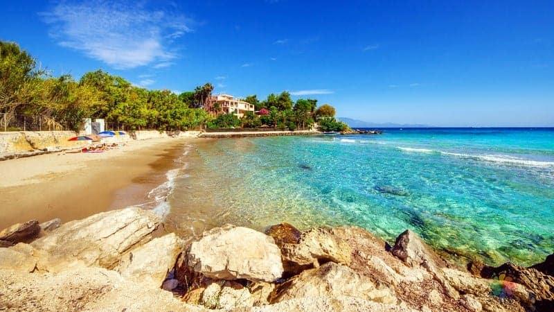 Ammoudi Beach en güzel Santorini plajları