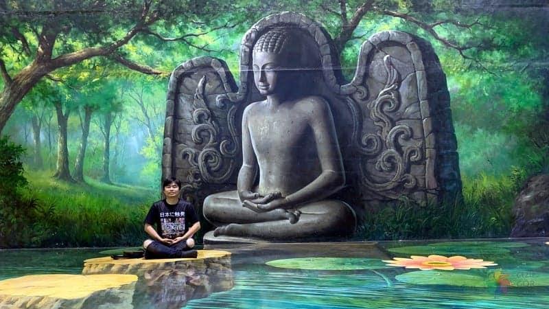 Art in Paradise Pattaya seyahati