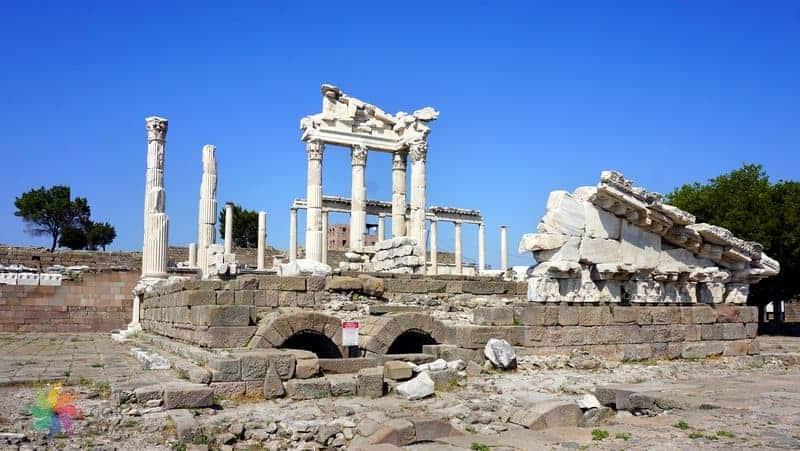 Unesco Dünya Mirası Listesi Türkiye Bergama