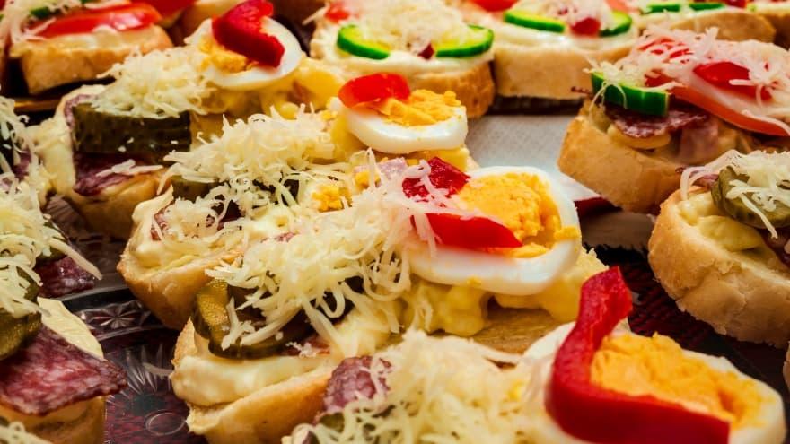Yöresel Prag yemekleri Chlebicky