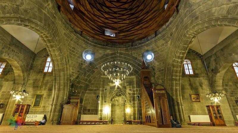 Unesco Dünya Mirası Listesi Türkiye Divriği Ulu Camii