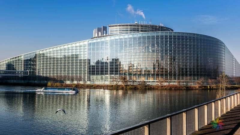 European Parliament strazburg gezi rehberi