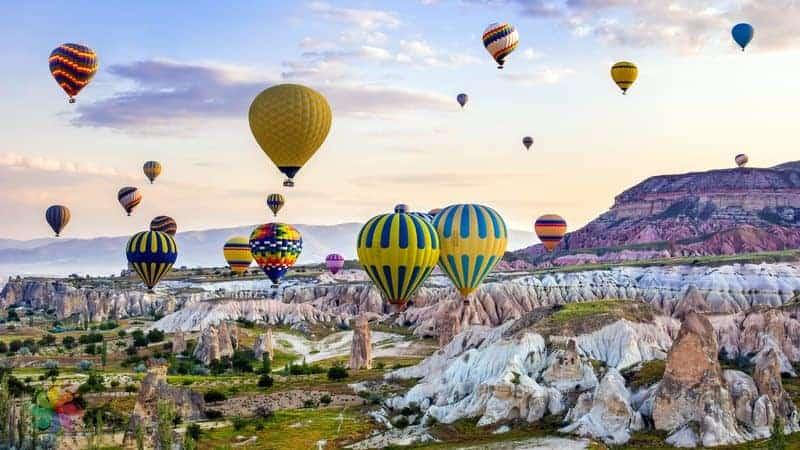 Unesco Dünya Mirası Listesi Türkiye Göreme Kapadokya