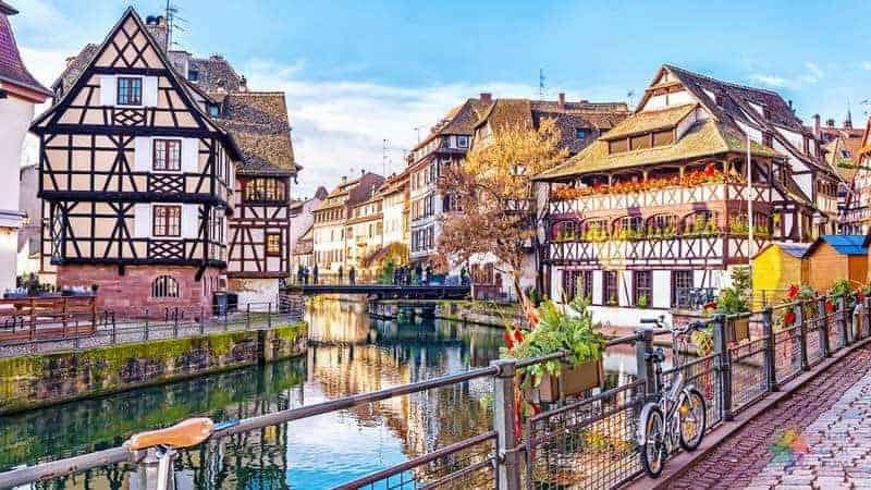 La Petite France strazburg gezi rehberi