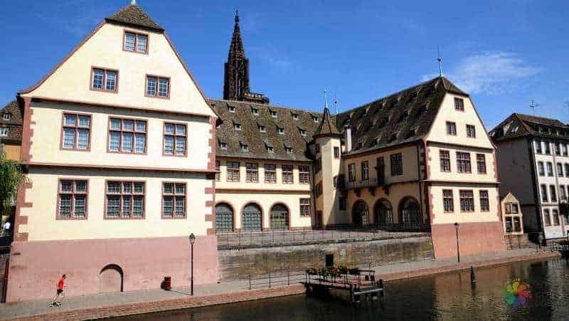 Le Musee Historique Strasbourg strazburg gezilecek yerler