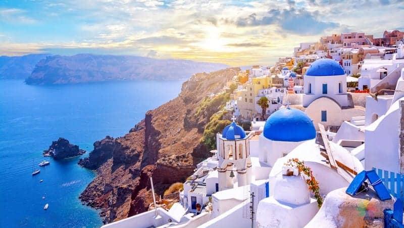 Oia Santorini gezilecek yerler