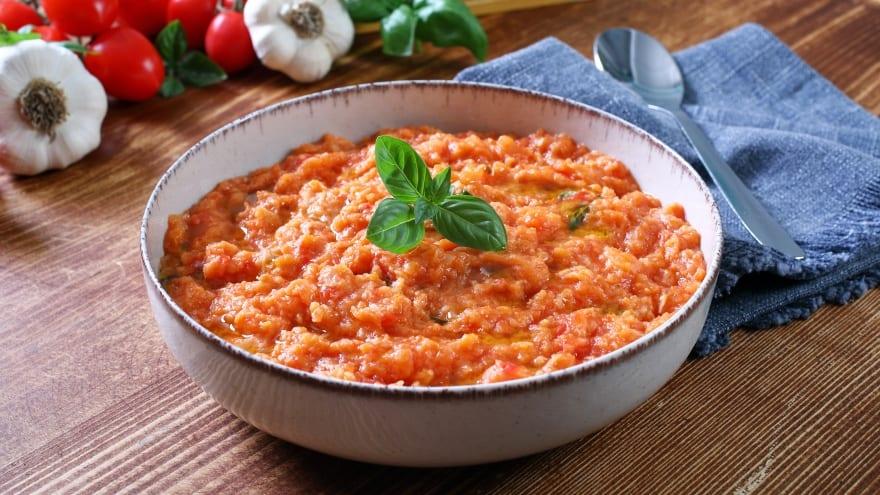 Floransa yemekleri Pappa al Pomodoro